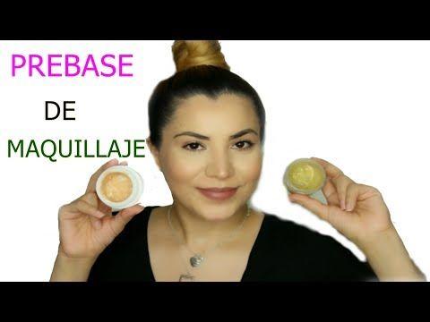 DIY:como hacer primer,prebase de maquillaje casera para el rostro | DIY: homemade primer for makeup - YouTube