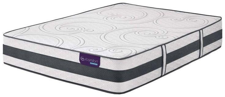 Serta Mattress - iComfort Hybrid Discoverer Plush Cal King Size Mattress - Discoverer-Plush-Cal.King