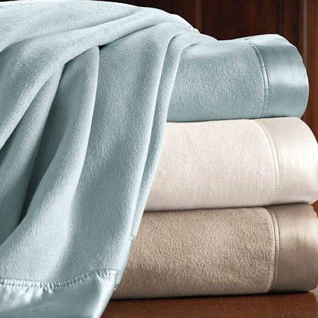 #Silk #Baby Blankets