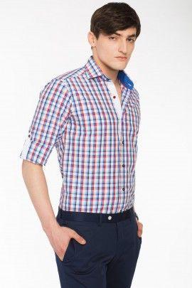 KOSZULA SIDE SLIM #shirt #pawo #fashion #ellegance http://sklep.pawo.pl