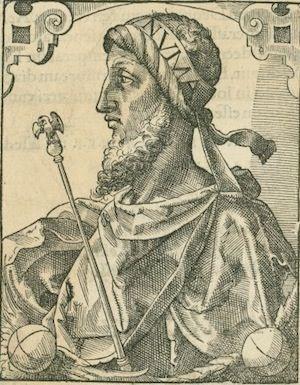 Numa Pompilius Roman King Biography: From Image ID: 1804963Numa Pompilius.