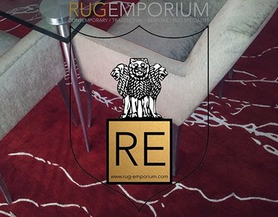 """Check out new work on my @Behance portfolio: """"Contemporary rugs by RUG-EMPORIUM"""" http://on.be.net/1Wi3ZSO"""