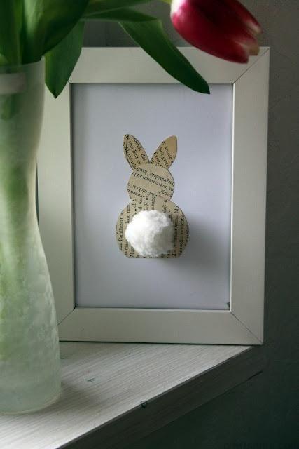 Book Bunny - adorable....