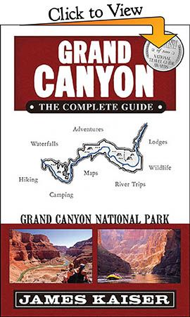 Discover the best campgrounds in Grand Canyon, including campsites right on the rim!