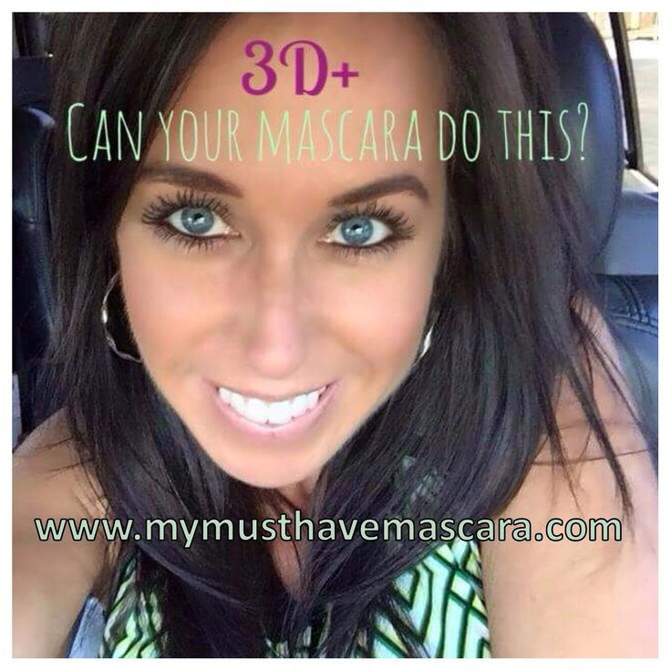 BRAND NEW 3D+ Fiber Mascara 1. Ophthalmologist tested and approved ...