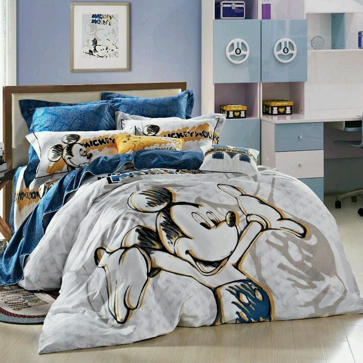 mickey mouse bed @Kasey Collins Collins Mitchell