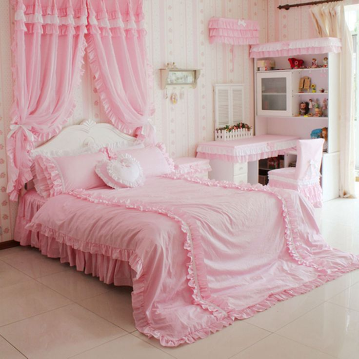 Princess Twin Bed Set