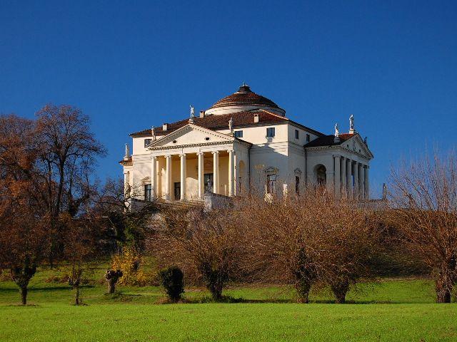 Andrea Palladio - Villa Capra (La Rotonda) - 1566