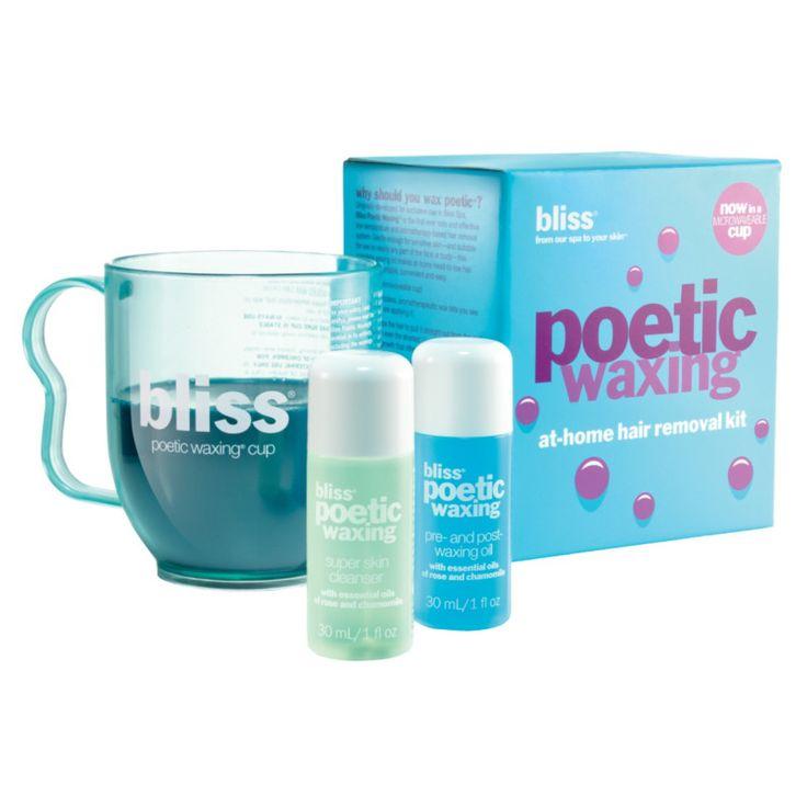 Bliss Poetic Waxing Kit | Ulta Beauty