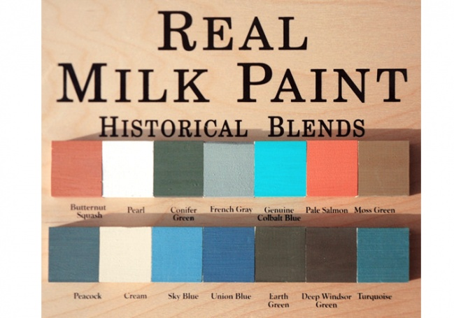 Real-milk-paint