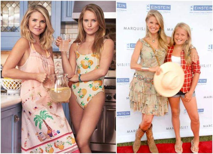 Christie Brinkley's kid - daughter Sailor Brinkley-Cook