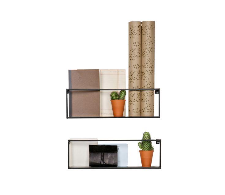 25 beste idee n over metalen rekken op pinterest metalen stellingen woonaccessoires en open - Voorbeeld van decoratie ...