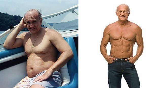 Executivos nos EUA  tentam retardar envelhecimento com hormônios (Foto: BBC)