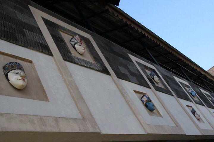 Antiques market @ Solo (Java)