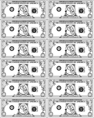 64 best Paper Game for Kids images on Pinterest Shelters - play money template