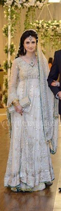 Pakistani bride, Pakistani wedding. #walima bride