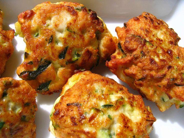Boulettes de poulet aux légumes