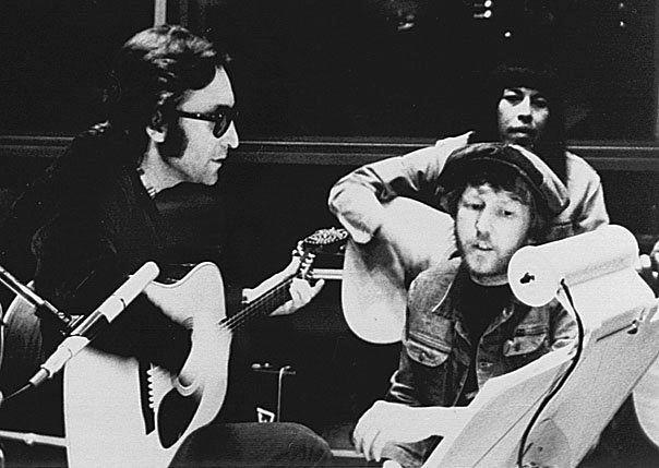 Jesse Edwin Davis | John Lennon envia carta para reclamar de Keith Moon e Harry Nilsson