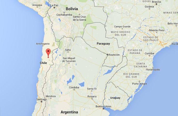 Fuerte Sismo en el Norte de Chile - Manta Online |Noticias