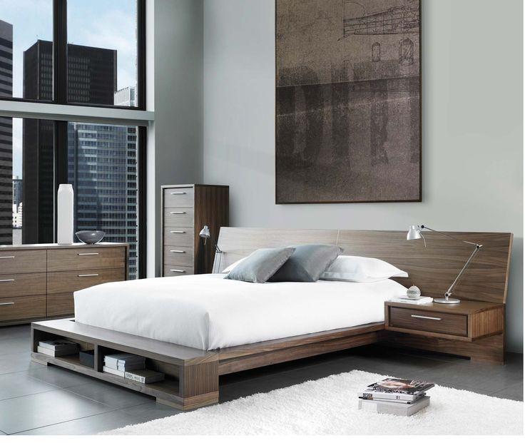 De chambre sur pinterest madère chambres neutres et table de nuit chambre a coucher ensembles