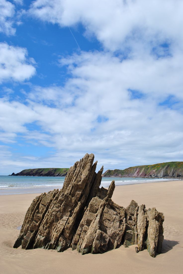 Marloes Sands, Pembrokeshire.
