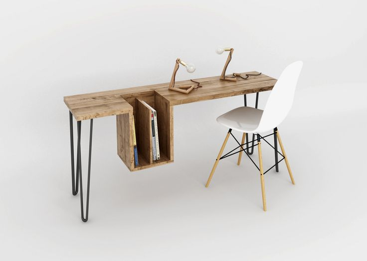 Bureau High Table par Ehoeho