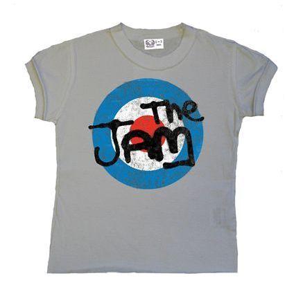The Jam kids t shirt $15