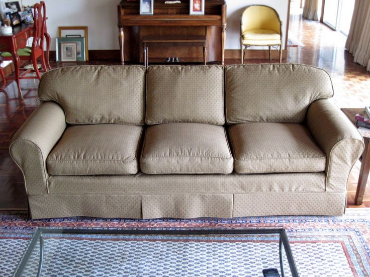 Sketch of Custom Couch Covers : custom sectional slipcovers - Sectionals, Sofas & Couches