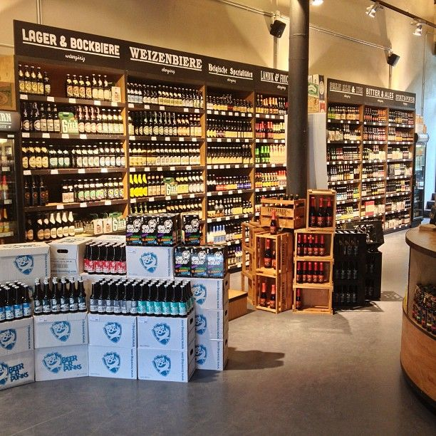 Craft Beer Store in Hamburg, Hamburg