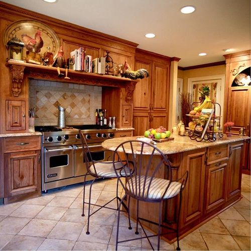 Charming Country Kitchen Decorations With Italian Style Pinterest Kitchens Decoration And Contemporary