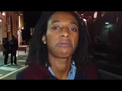 Shirley Soignon du jamel comedy club recommande Elyes Le Baron artiste de Variété Urbaine 2013