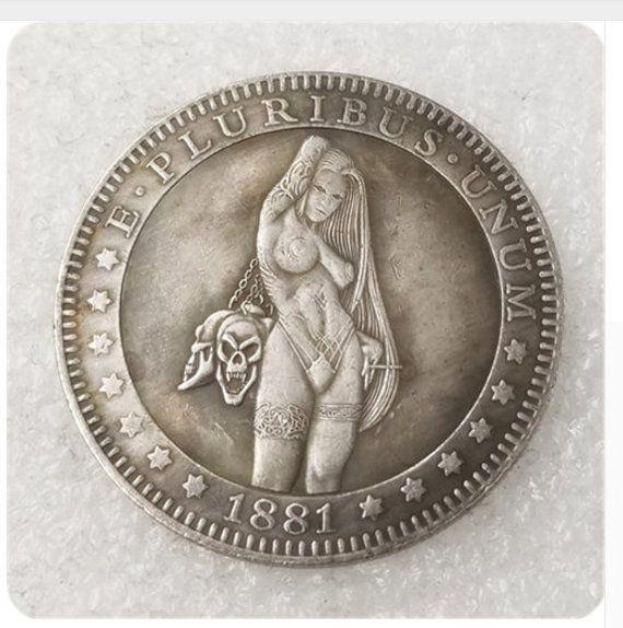 Pin by daniebe on Hobo Nickel 1921-D USA Morgan Dollar COIN