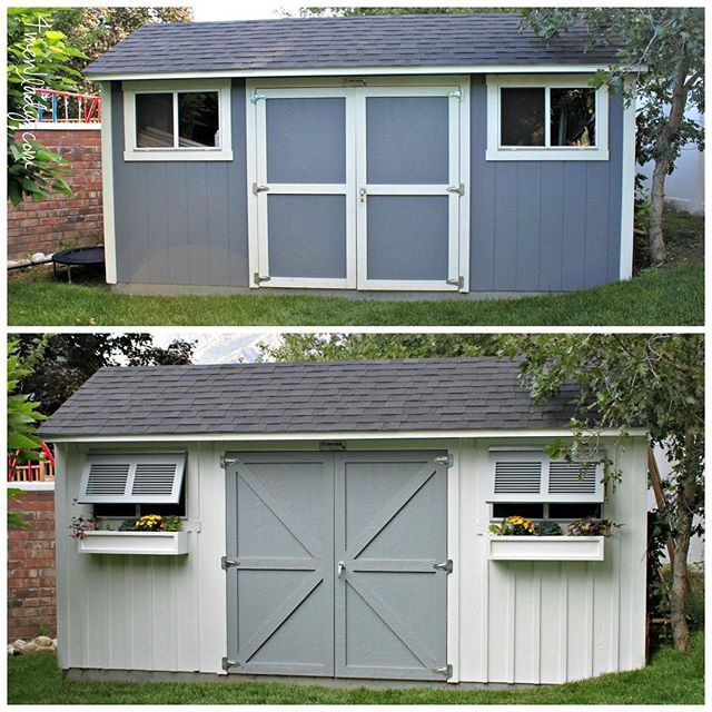 Best Sheds 16x32: 25+ Best Ideas About Tuff Shed On Pinterest