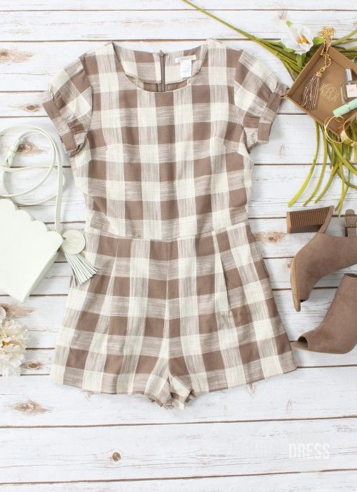 Two Become One Romper   Monday Dress Boutique