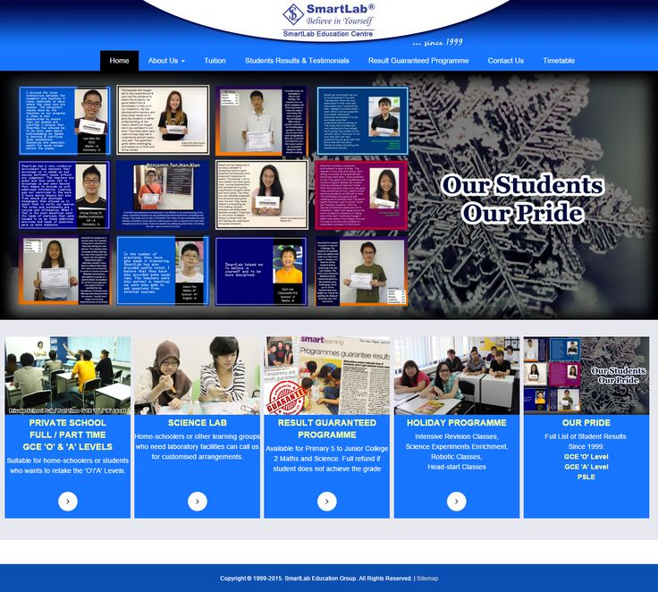 73 best Website Design for Tuition Agency in Singapore images on ...