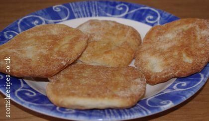 Buttery.    Butteries are named after their high lard content. They are also known as morning rolls and rowies and are a traditional Aberdeen roll.