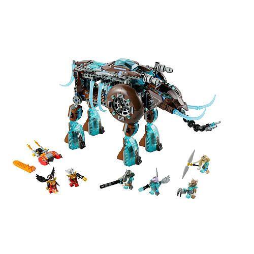 "super want! LEGO Legends Chima Maula's Ice Mammoth Stomper (70145) - LEGO - Toys""R""Us"