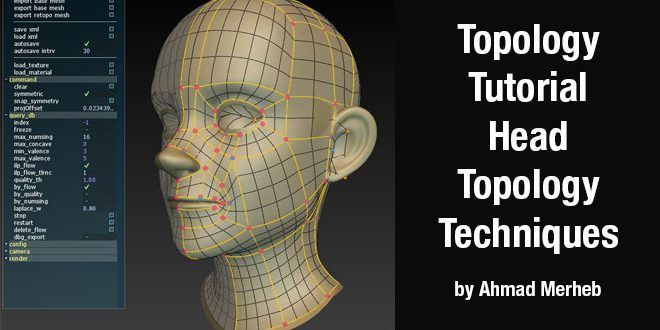 topology-tutorial-head-topology-techniques-by-ahmad-merheb