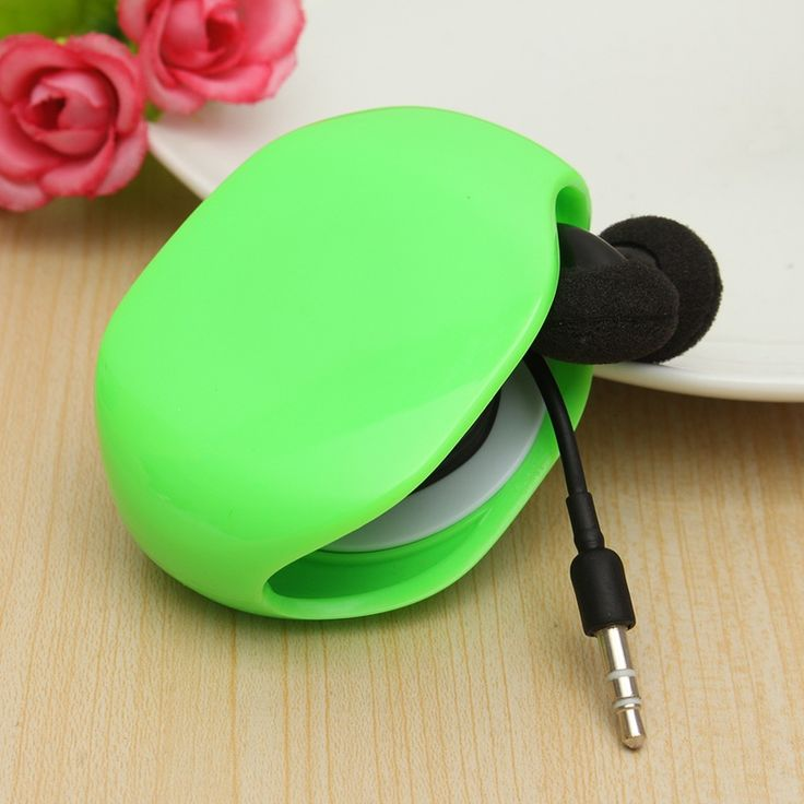 Hot Sale Auto Cable Cord Wire Organizer Bobbin Winder Smart Wrap For Headphone Earphone Winders