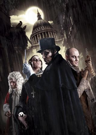 London Dungeon! My fav to get scared! :) Great stories and real live actors.. ooooh scaaary!