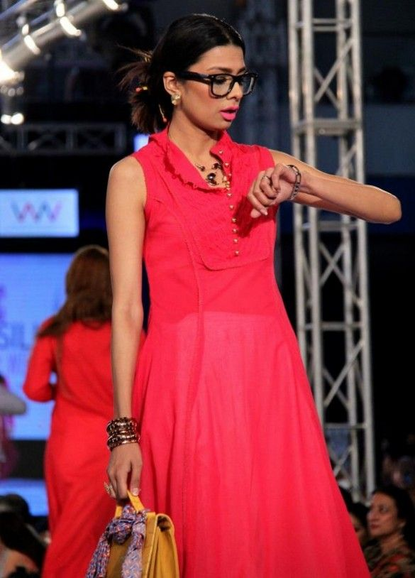 Adnan Pardesy The Working Woman Collection at PFDC Sunsilk Fashion Week 2013-17