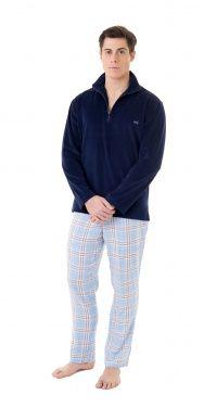 Pijama  Hombre LOHE. Pijama Hombre. Pijama de rayas, Pijama manga larga. Pijama para caballero. Pijama para invierno. Ropa para casa.