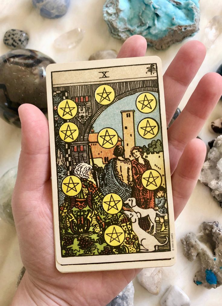 Future tarot meanings ten of pentacles lisa boswell in