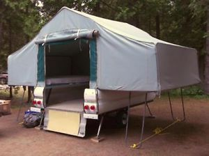 Small Camping Trailers For Sale >> Tent, Emperor and Vintage on Pinterest