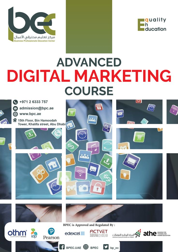 Of degree students, and more. Advanced Digital Marketing Course   Marketing courses ...