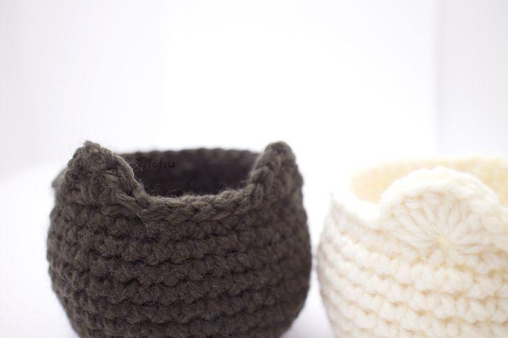 Mejores 68 imágenes de Crochet en Pinterest | Punto de crochet ...