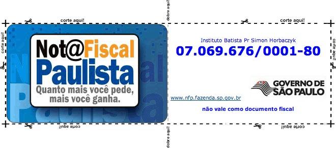 Saldo da nota fiscal paulista: como consultar?