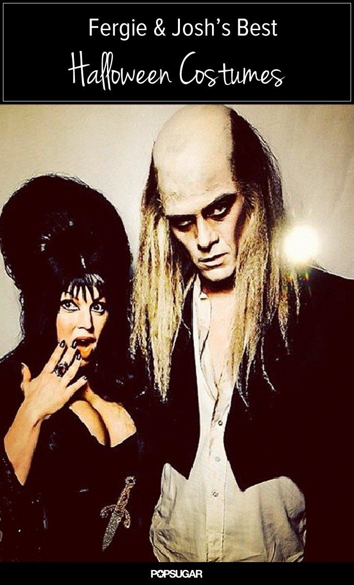 Fergie and Josh Duhamel Really Know How to Do Halloween Right