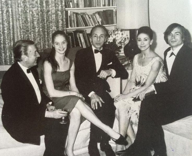 1965: Ashton, Farrell, Balanchine, Fonteyn, and Nureyev........