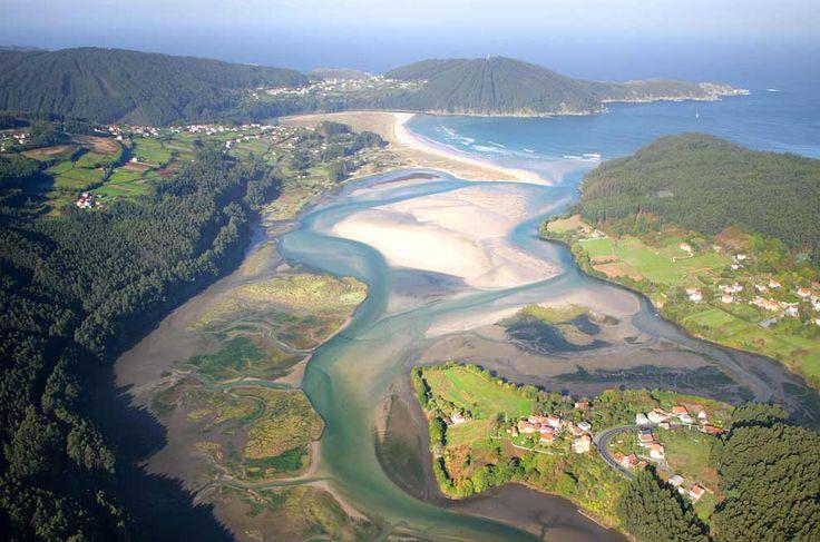 Ensenada de Esteiro (Cedeira) Galicia